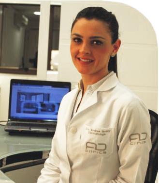 Dra Andrea Godoy - Currículo